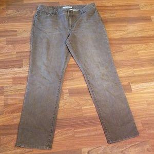 Chico's Platinum Demin Jeans